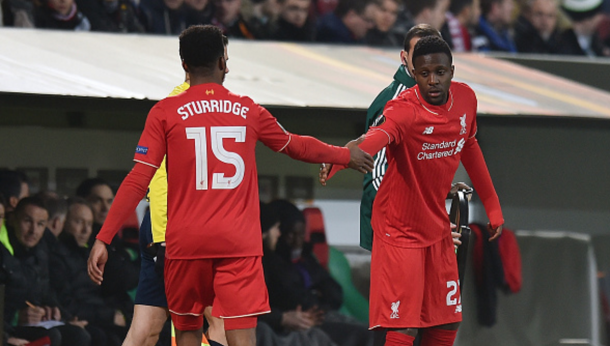 Origi and Sturridge should be given more minutes together. (Picture: Getty Images)