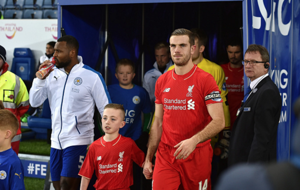 Henderson has had a largely below-par campaign for his standards. (Picture: Getty Images)