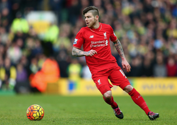 Moreno will make his return from a hamstring complaint on Saturday. (Picture: Getty Images)