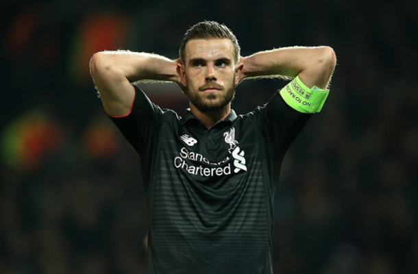 Henderson has endured a frustrating last few months due to injuries affecting his form. (Picture: Getty Images)
