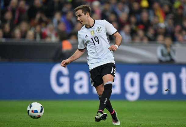 Götze could be on his way to Merseyside, if reports are to be believed. (Picture: Getty Images)