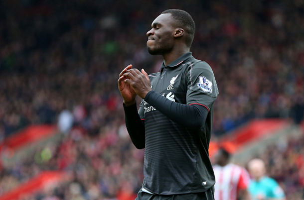 Benteke looks like he could leave the club this summer. (Picture: Getty Images)
