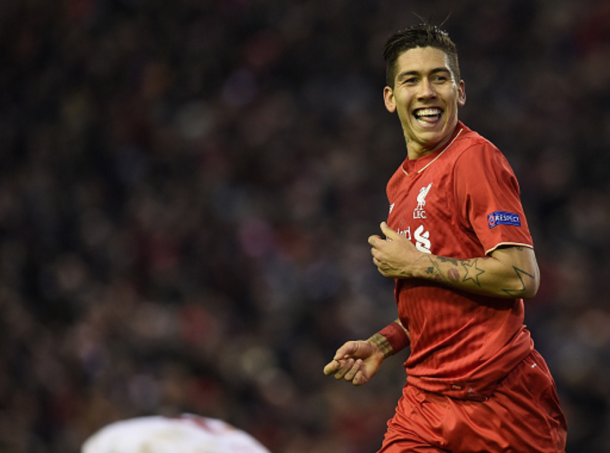 Firmino has been in sublime form in 2016. (Picture: Getty Images)
