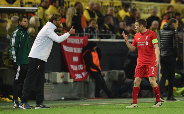 Liverpool's performance in Dortmund promised much for the future. (Picture: Getty Images)