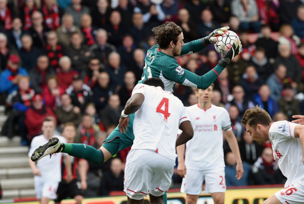 Danny Ward impressed on his debut despite conceding late on. (Picture: Getty Images)