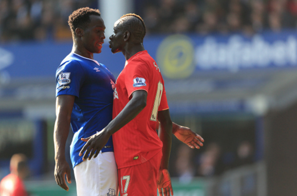 Sakho's battle with Lukaku could help decide the game on Wednesday night. (Picture: Getty Images)