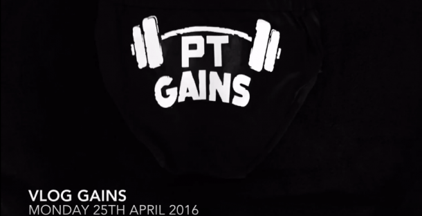 Intro to the blog of @thePTgains (image:youtube.com)