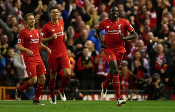 Sakho has not featured since scoring in the Reds' 4-0 win over Everton last month. (Picture: Getty Images)