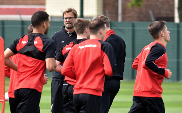 Klopp will play a weakened side against Watford, given their other priorities. (Picture: Getty Images)