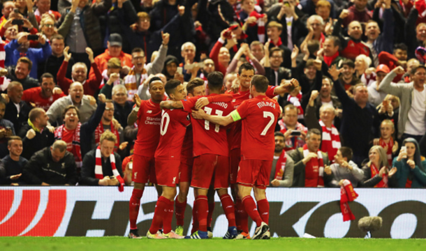 Liverpool were at their best on Thursday night in order to reach the final. (Picture: Getty Images)