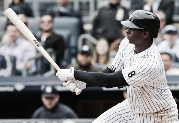 Didi Gregorius broke New York out of their slump with a three-RBI day | AP