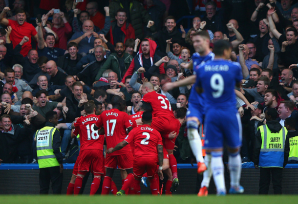 The Reds enjoyed their first notable victory of the Klopp era in the previous meeting. (Picture: Getty Images)