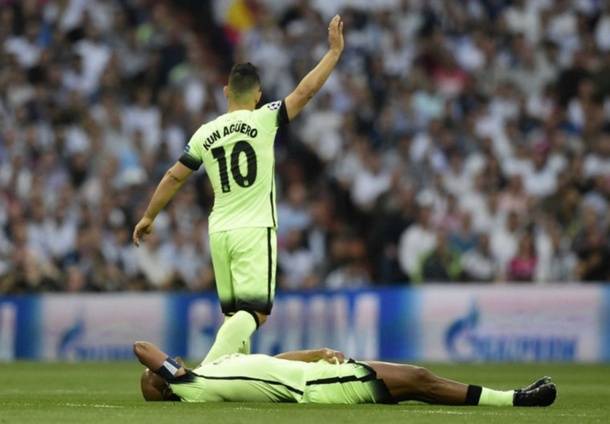 Kompany's injury woes continued earlier this month, meaning he will miss the Euros. (Picture: Getty Images)