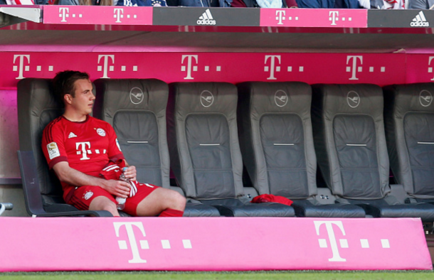 World Cup winner Götze has not had as successful a spell at Bayern as he may have hoped. (Picture: Getty Images)