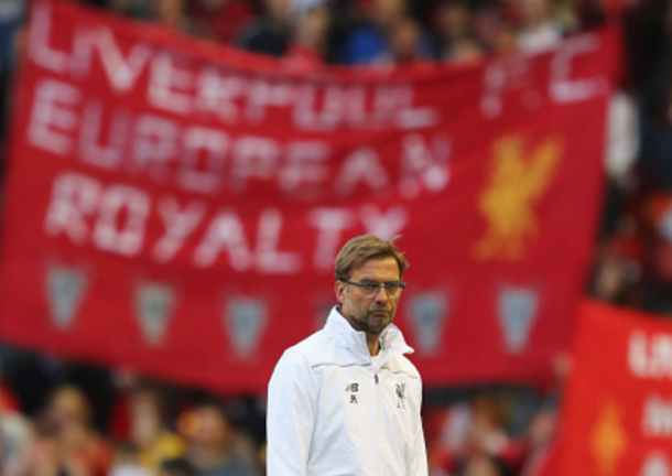 Klopp is tasked with restoring the Reds' European reputation with glory in Switzerland. (Getty Images)