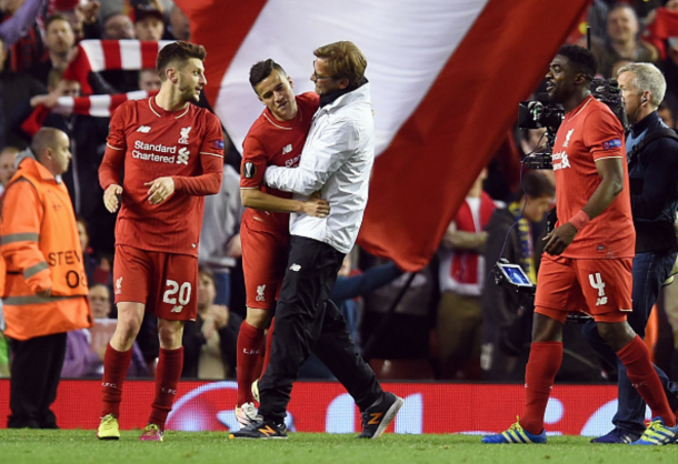 The Liverpool players must give their all to win the Europa League, says Klopp. (Picture: Getty Images)