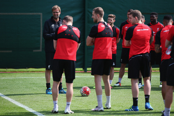Klopp is expected to rest many of his first-team stars, although some may return from injury. (Picture: Getty Images)