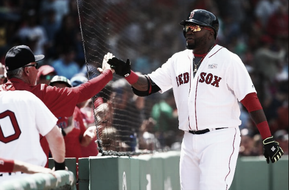 David Ortiz turned in a magnificent performance. | Getty