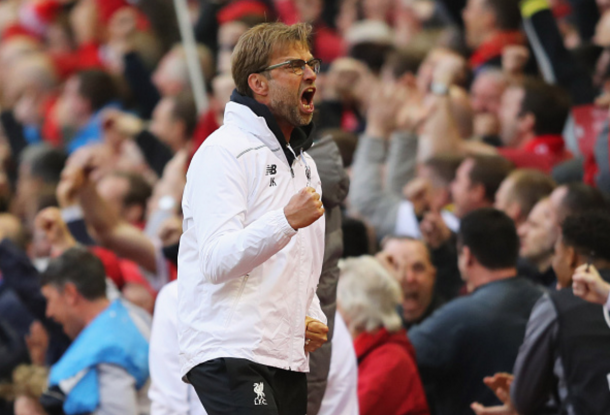Klopp has inspired the Reds to an incredible Europa League run this season. (Picture: Getty Images)