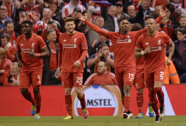 Players such as Sturridge, pictured celebrating, will be key in Switzerland. (Picture: Getty Images)