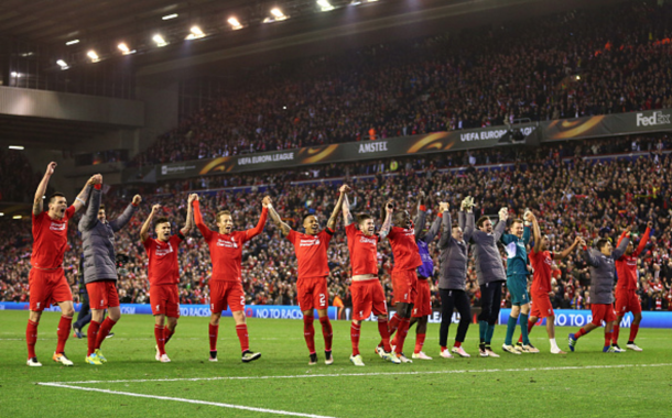 The bond between supporters and the players has been harnessed by Klopp. (Picture: Getty Images)