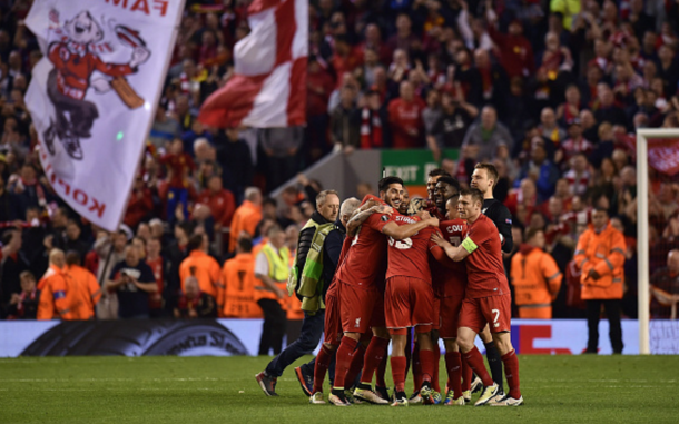 The Reds need to ensure their European run doesn't end in disappointment. (Picture: Getty Images)