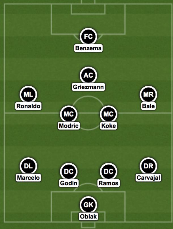 VAVEL's combined XI.