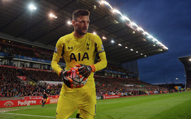 Lloris was excellent throughout a memorable campaign for Spurs. (Picture: Getty Images)
