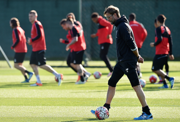 Klopp will ask a lot of his players throughout an intensive pre-season training camp. (Picture: Getty Images)