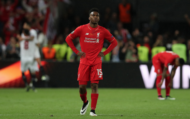 Hodgson claims Sturridge turned up to England already with a calf injury. (Picture: Getty Images)