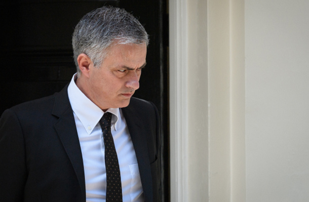 Mourinho was officially confirmed as United's new manager last week. (Picture: Getty Images)