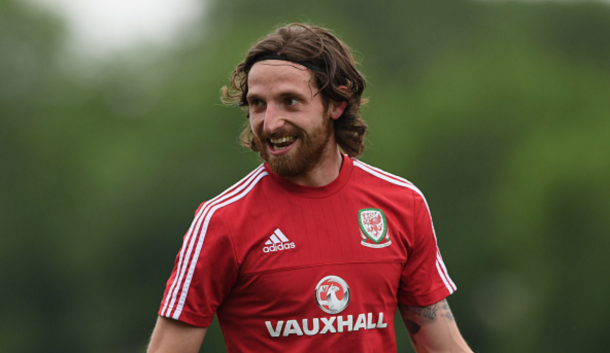Allen will play at his first major tournament with Wales. (Picture: Getty Images)