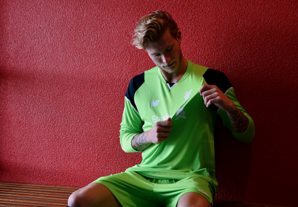 Karius has established himself as one of Germany's most promising young goalkeepers. (Picture: Getty Images)