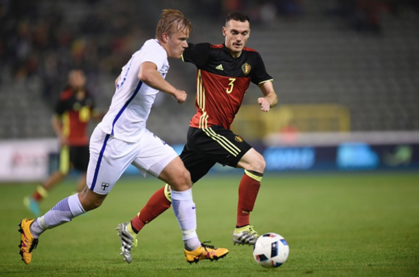 Vermaelen will miss Belgium's final friendly with a minor knock. (Picture: Getty Images)