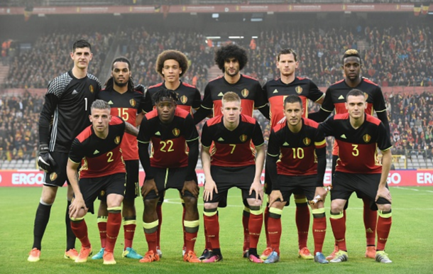 Batshuayi and Origi could make way for Lukaku and Mertens on Sunday. (Picture: Getty Images)