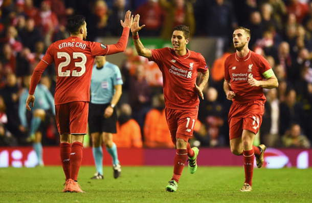 Can and Firmino both make the list after both enjoying fine 2015-16 campaigns. (Picture: Getty Images)