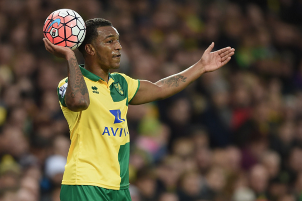 Wisdom spent the 2015-16 campaign on loan at Norwich but struggled to gain regular minutes. (Picture: Getty Images)