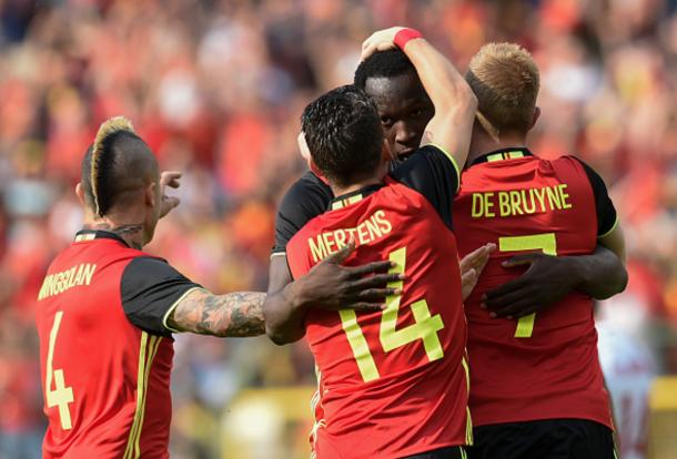 Belgium boast an excellent array of attacking talent in their 23-man selection. (Picture: Getty Images)