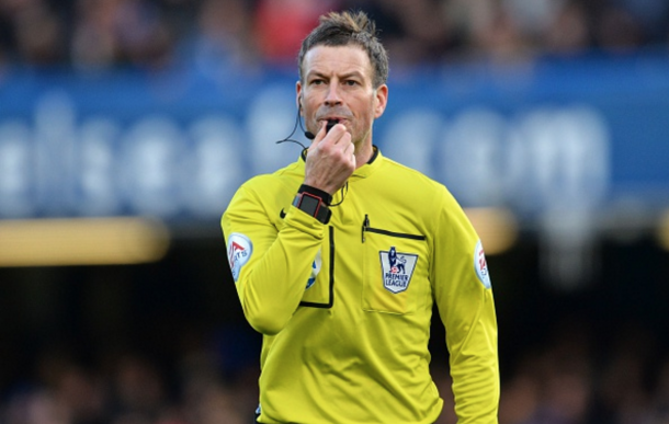Premier League regular Clattenburg will be tonight's referee. (Picture: Getty Images)