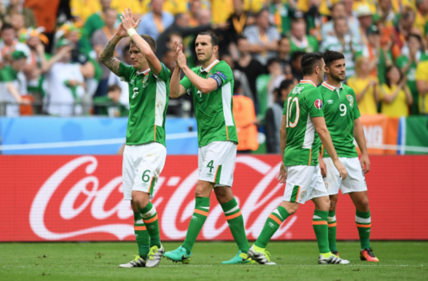 Ireland came away with a creditable draw, but were disappointed not to hold on to victory. (Picture: Getty Images)