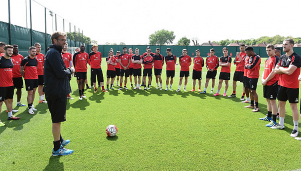 Klopp will be keen to make further adjustments to his squad over the summer. (Photo: Getty Images)