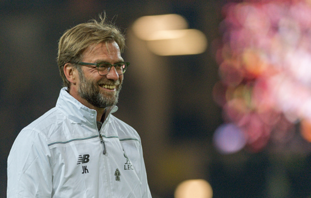 Klopp has already returned twice to Germany as Liverpool manager, facing Augsburg and former club Borussia Dortmund in the Europa League knockout stages. (Picture: Getty Images)