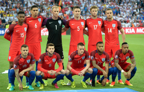 Four Liverpool players started in England's final group game on Monday. (Picture: Getty Images)