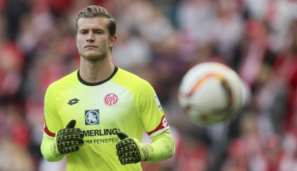 Karius established himself as one of Germany's best young goalkeepers as an everpresent last season. (Picture: ITV)
