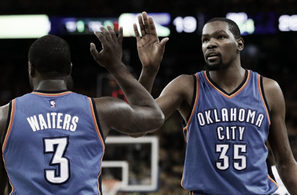 Kevin Durant's chances of returning home to the DMV are nonexistent. | Getty
