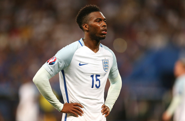 Sturridge was part of the England XI that suffered the ignominy of the Iceland defeat. (Picture: Getty Images)