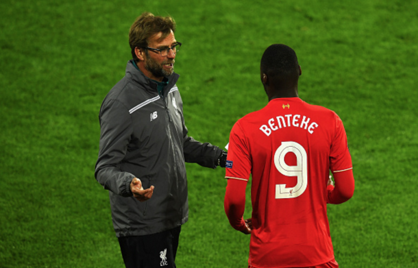Klopp sees no place for Benteke in his squad for the 2016-17 season. (Picture: Getty Images)