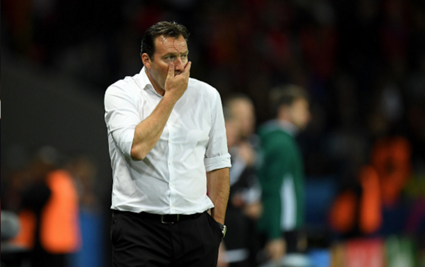Belgium were let down by their manager's tactics, who must be held accountable. (Picture: Getty Images)