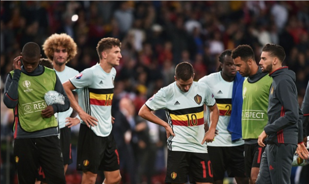 Belgium's squad can still enjoy success - but the sands of time are running low. (Picture: Getty Images)