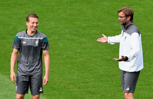 Lucas has found game time largely limited under Klopp. (Picture: Getty Images)